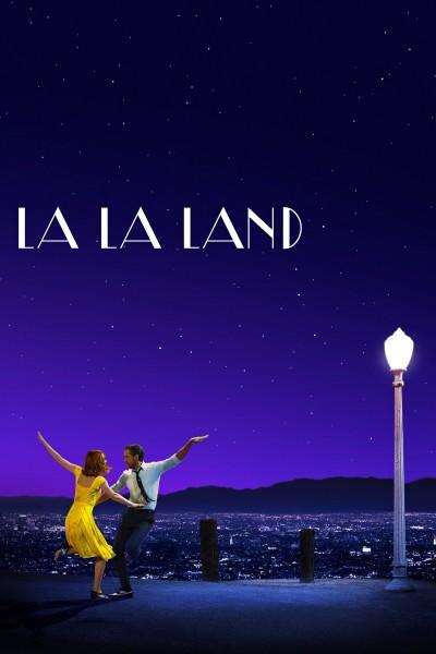 Caratula, cartel, poster o portada de La ciudad de las estrellas (La La Land)
