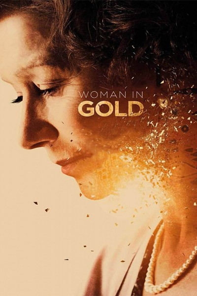 Caratula, cartel, poster o portada de La dama de oro