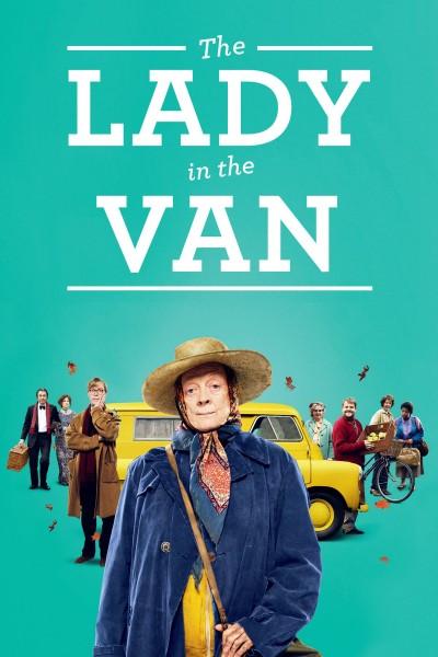 Caratula, cartel, poster o portada de The Lady in the Van