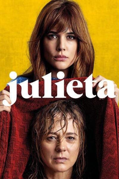 Caratula, cartel, poster o portada de Julieta