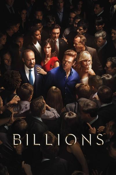 Caratula, cartel, poster o portada de Billions