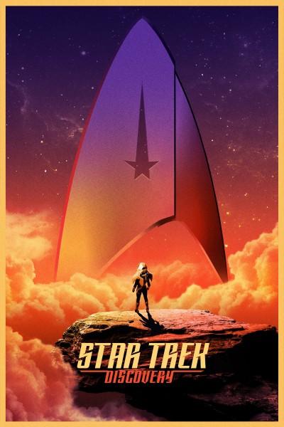 Caratula, cartel, poster o portada de Star Trek: Discovery