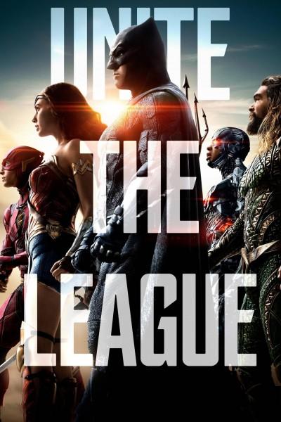 Caratula, cartel, poster o portada de Liga de la Justicia