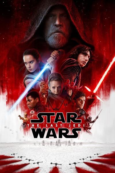 Caratula, cartel, poster o portada de Star Wars: Los últimos Jedi