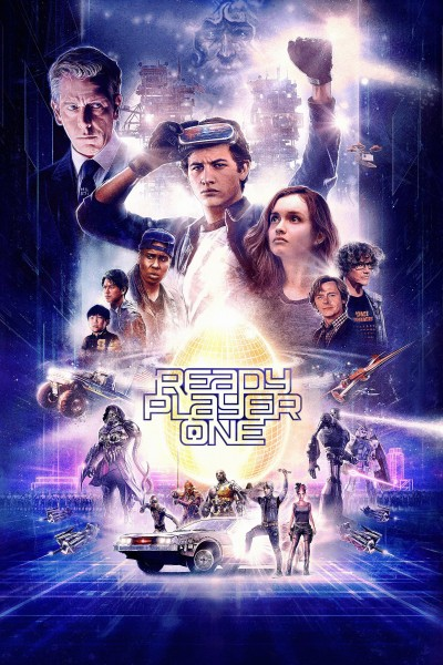 Caratula, cartel, poster o portada de Ready Player One
