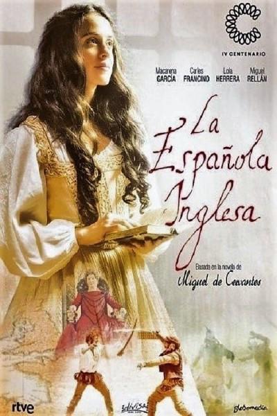 Caratula, cartel, poster o portada de La española inglesa