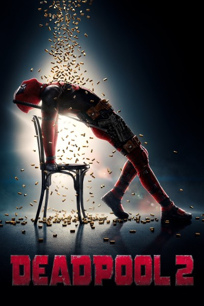 Caratula, cartel, poster o portada de Deadpool 2