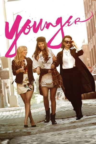 Caratula, cartel, poster o portada de Younger