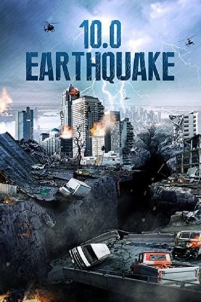 Caratula, cartel, poster o portada de 10.0 Terremoto en Los Ángeles