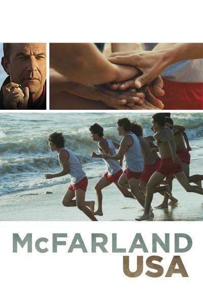 Caratula, cartel, poster o portada de McFarland, USA