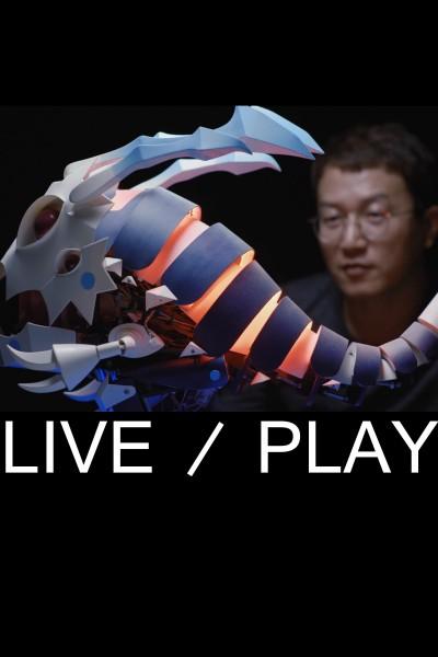 Caratula, cartel, poster o portada de League of Legends: Live / Play