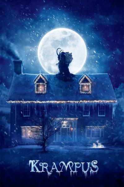 Caratula, cartel, poster o portada de Krampus - Maldita Navidad