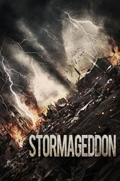 Caratula, cartel, poster o portada de Tormentageddon: Apocalipsis infernal
