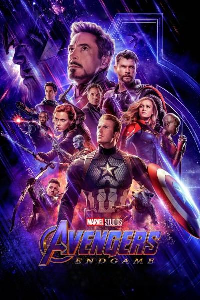 Caratula, cartel, poster o portada de Vengadores: Endgame