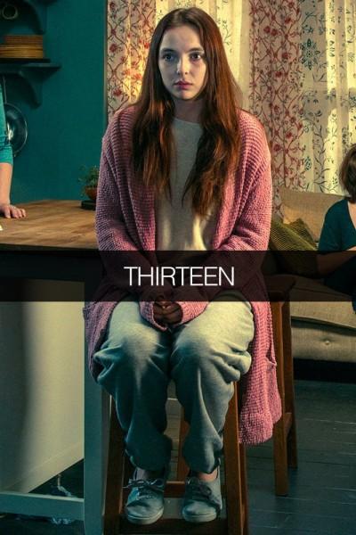 Caratula, cartel, poster o portada de Thirteen