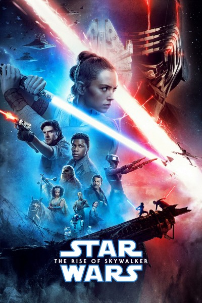Caratula, cartel, poster o portada de Star Wars: El ascenso de Skywalker