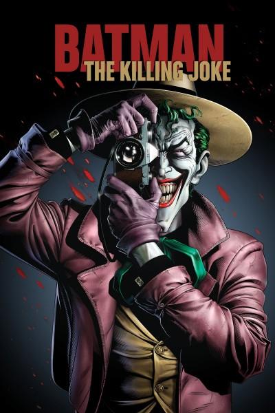 Caratula, cartel, poster o portada de Batman: La broma asesina
