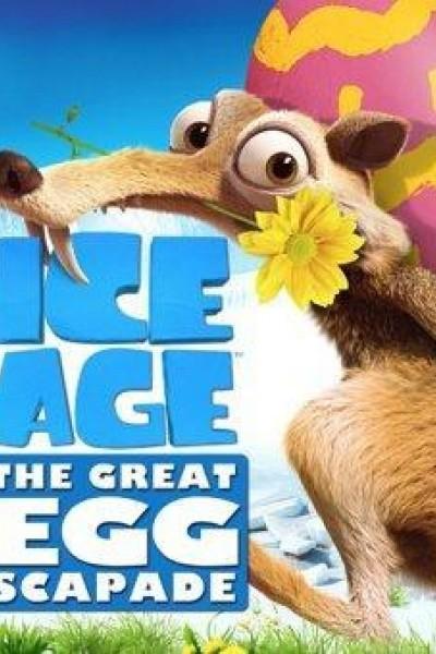 Caratula, cartel, poster o portada de Ice Age: En busca del huevo