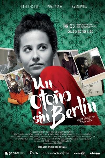 Caratula, cartel, poster o portada de Un otoño sin Berlín