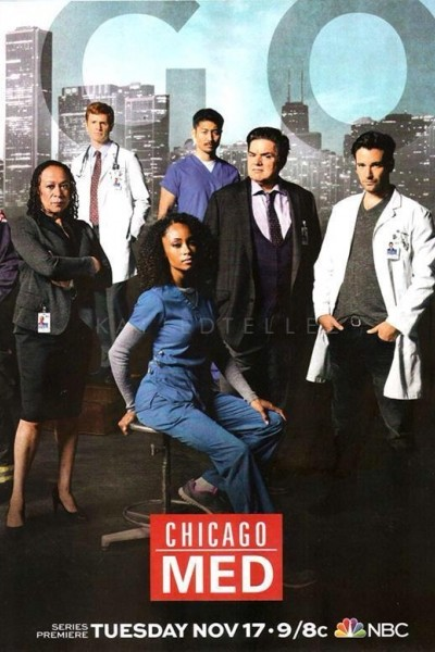 Caratula, cartel, poster o portada de Chicago Med