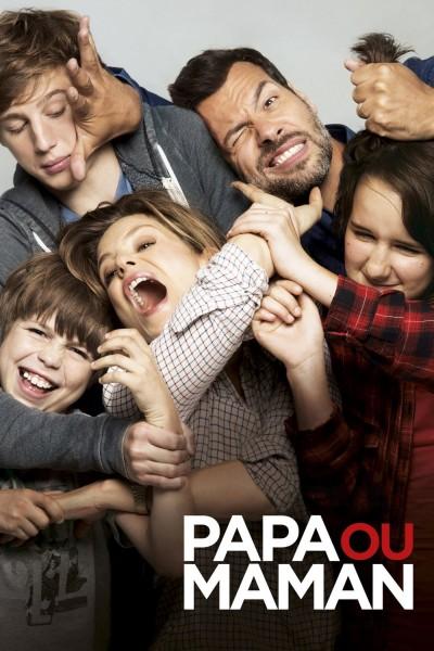 Caratula, cartel, poster o portada de Papá o mamá