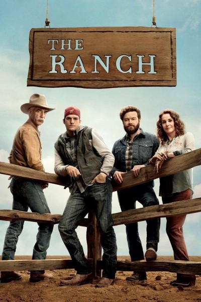 Caratula, cartel, poster o portada de The Ranch