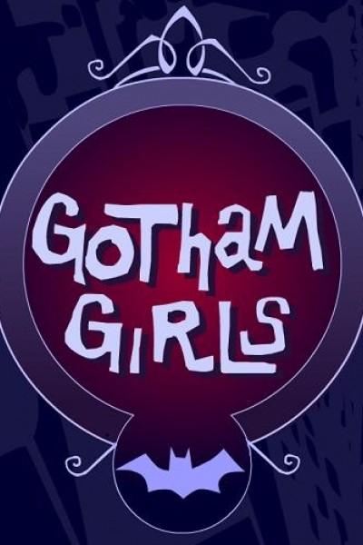 Caratula, cartel, poster o portada de Gotham Girls