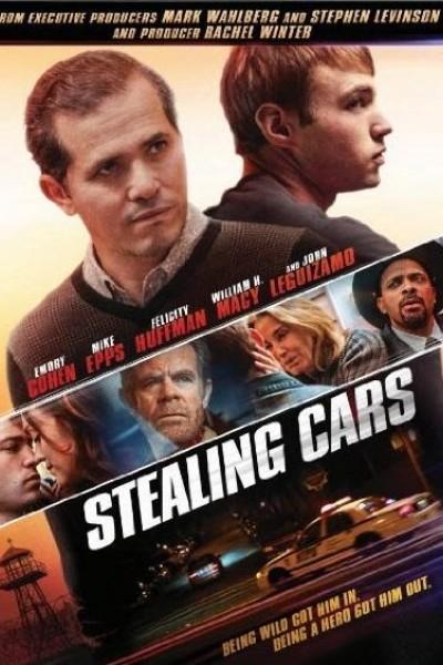 Caratula, cartel, poster o portada de Robando coches