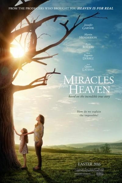Caratula, cartel, poster o portada de Los milagros del cielo
