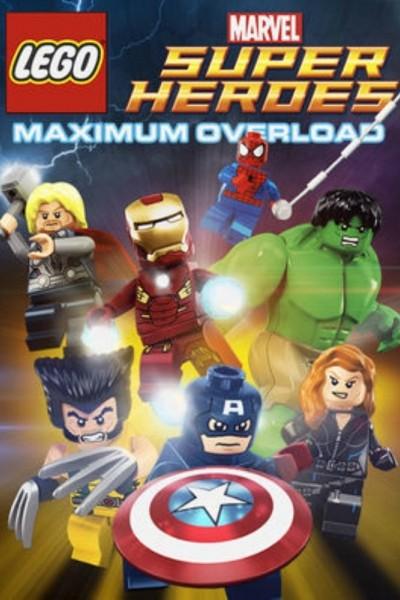 Caratula, cartel, poster o portada de LEGO Marvel Super Heroes: Maximum Overload