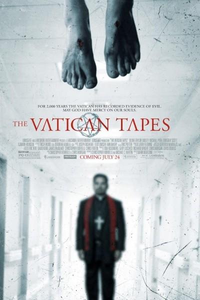 Caratula, cartel, poster o portada de Exorcismo en el Vaticano