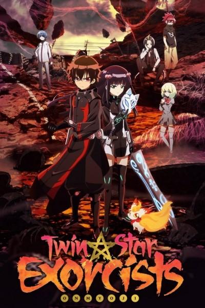 Caratula, cartel, poster o portada de Twin Star Exorcists