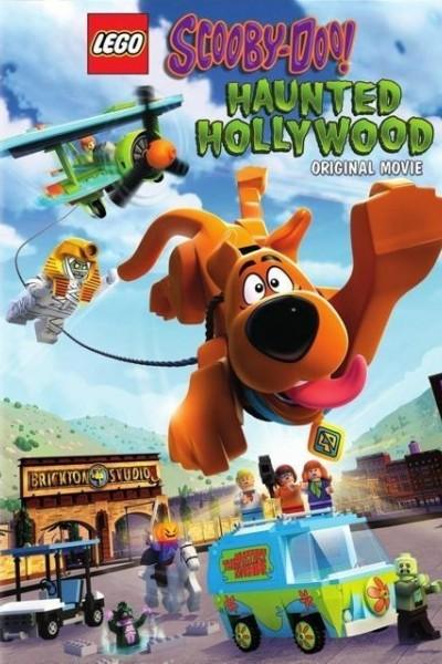 Caratula, cartel, poster o portada de LEGO Scooby Doo. Hollywood Encantado
