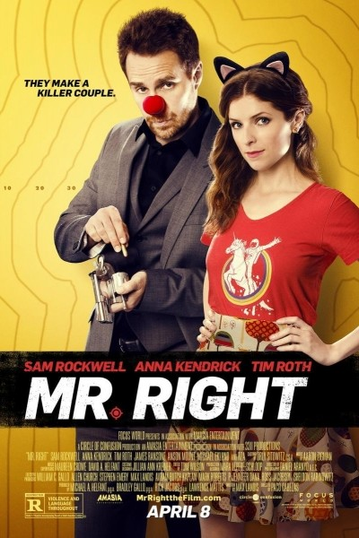 Caratula, cartel, poster o portada de Mr. Right