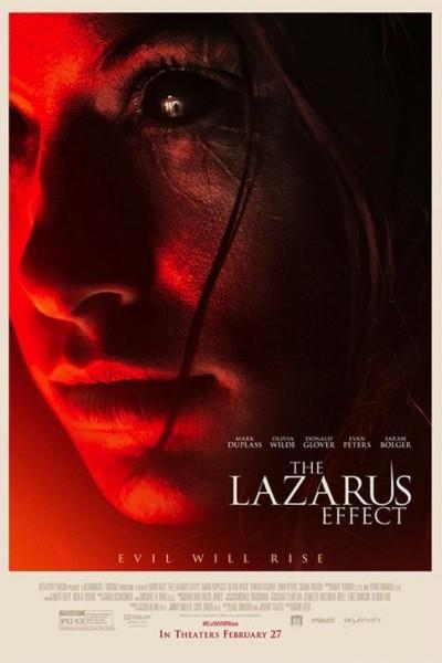 Caratula, cartel, poster o portada de El efecto Lázaro