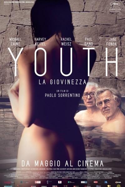 Caratula, cartel, poster o portada de La juventud