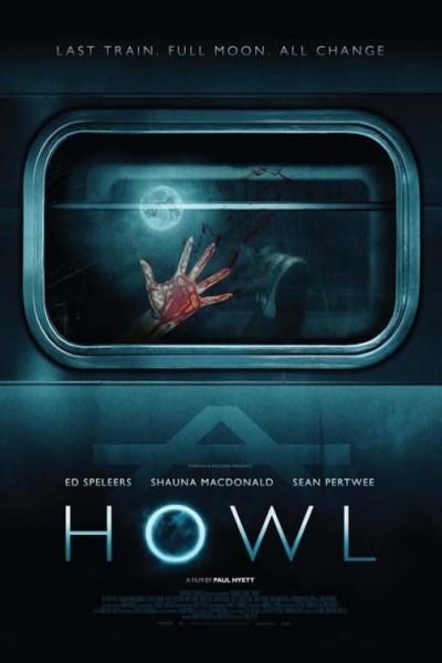 Caratula, cartel, poster o portada de Howl (Aullido)