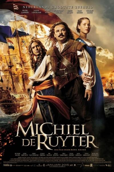 Caratula, cartel, poster o portada de Michiel de Ruyter: El almirante