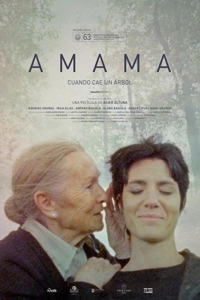 Caratula, cartel, poster o portada de Amama