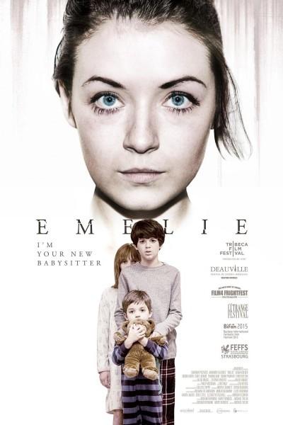 Caratula, cartel, poster o portada de Emelie