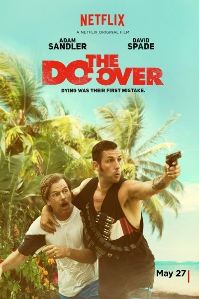 Caratula, cartel, poster o portada de The Do-Over