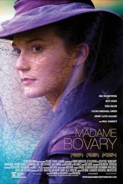 Caratula, cartel, poster o portada de Madame Bovary