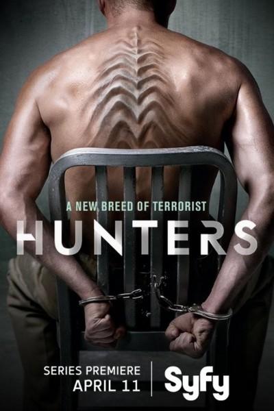 Caratula, cartel, poster o portada de Hunters