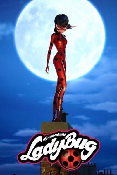 Caratula, cartel, poster o portada de Prodigiosa: Las Aventuras de Ladybug