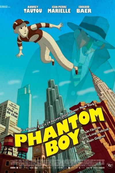 Caratula, cartel, poster o portada de Phantom Boy