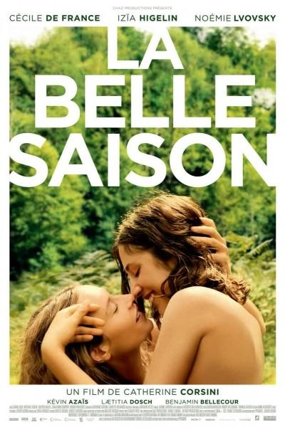 Caratula, cartel, poster o portada de Un amor de verano (La belle saison)