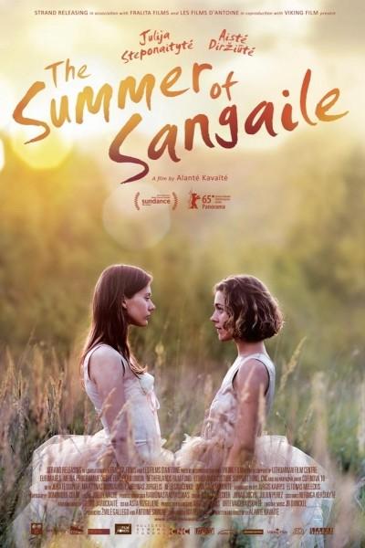 Caratula, cartel, poster o portada de El verano de Sangaile
