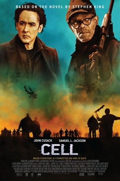 Caratula, cartel, poster o portada de Cell