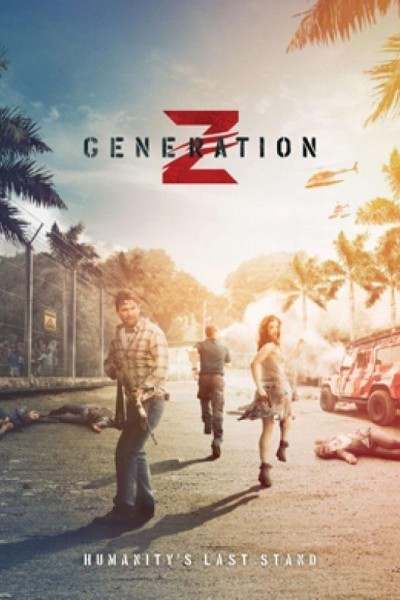 Caratula, cartel, poster o portada de Generación Z