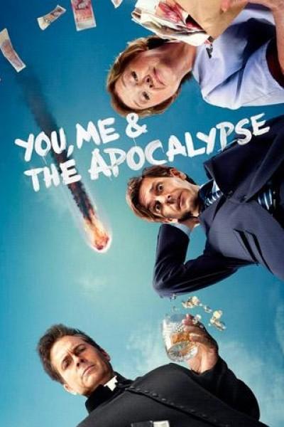 Caratula, cartel, poster o portada de Tú, yo y el apocalipsis